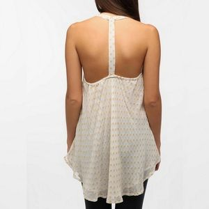 Staring at Stars Lurex Dot T Back Camisole